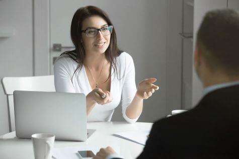 Les entretiens de recrutement avec Xperhia Search Nantes